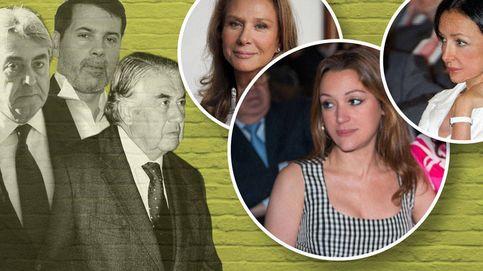 Las Koplowitz: tres maridos y tres polémicos divorcios