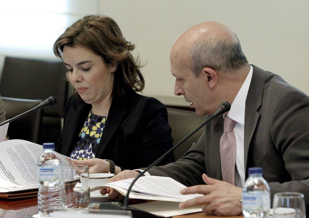 Foto: Mayo de 2012, la comisión de Asuntos Culturales aprueba el borrador del proyecto de ley del Mecenazgo. (EFE)