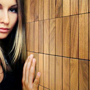 Foto: La madera influye en el estado de ánimo de las personas y beneficia su salud