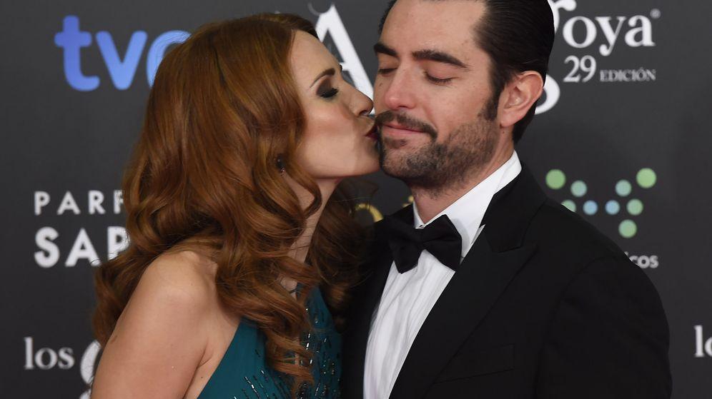 Foto: Elena Ballesteros y Dani Mateo en una imagen de archivo. (Gtres)