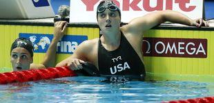 Post de La sorprendente primera derrota en el 400 de Katie Ledecky, el prodigio de la natación
