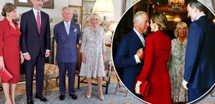Post de El guiño 'mileurista' de Letizia a la moda británica en su visita a Reino Unido