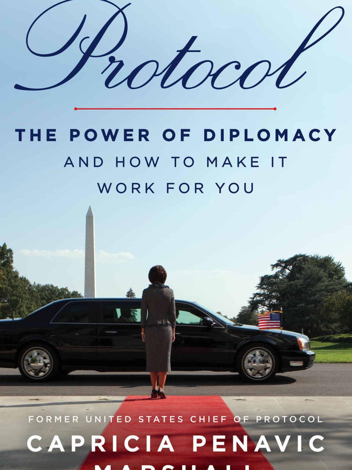 El libro de la jefa de protocolo de Barack Obama. (Amazon)