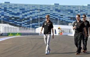 Hulkenberg continuará en Sahara Force India la próxima temporada