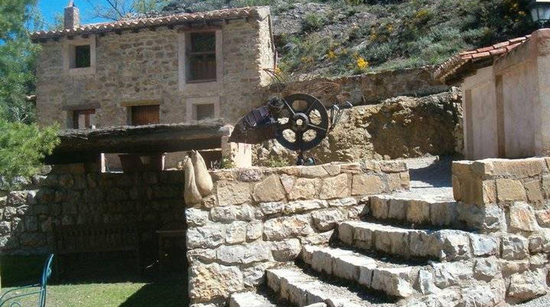 Foto: Hospedería El Batán, en Tramacastilla (Teruel)