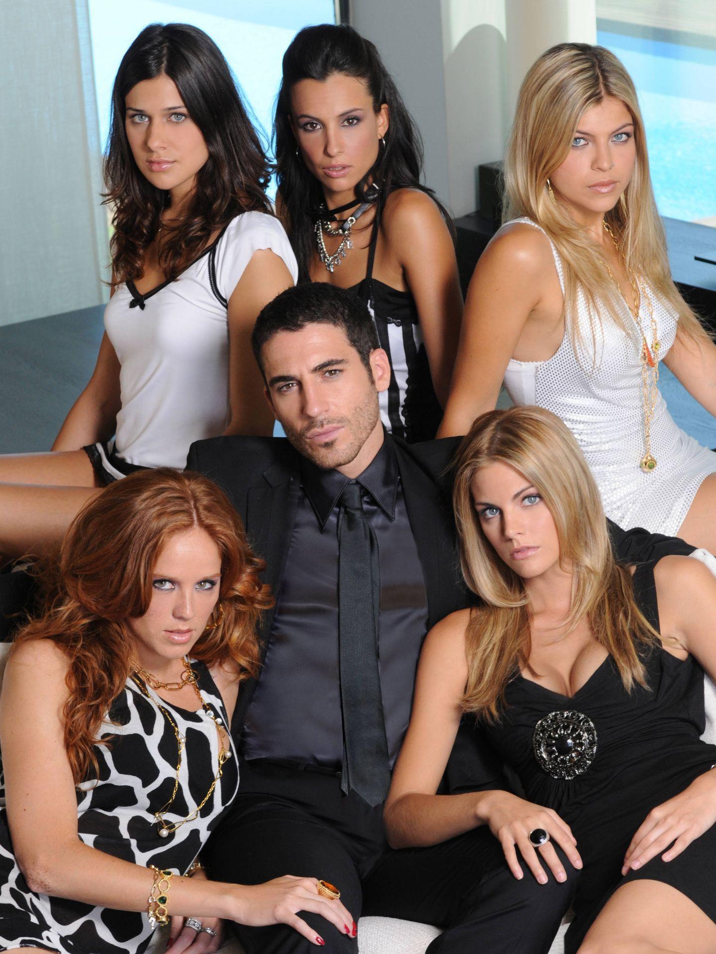 Foto promocional de 'Sin tetas no hay paraíso'. (Pluto TV)
