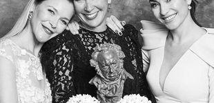 Post de Así recibió Pepa Flores (Marisol) su Goya de mano de sus hijas (contado por ellas)