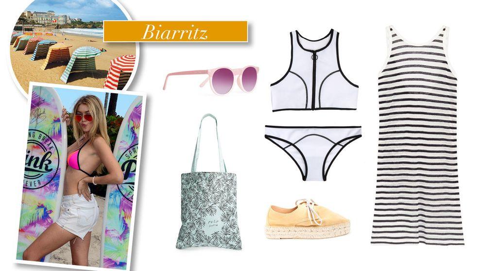 Bikinis, vestidos, camisetas… Todo lo que necesitas para ir a las mejores playas de Europa