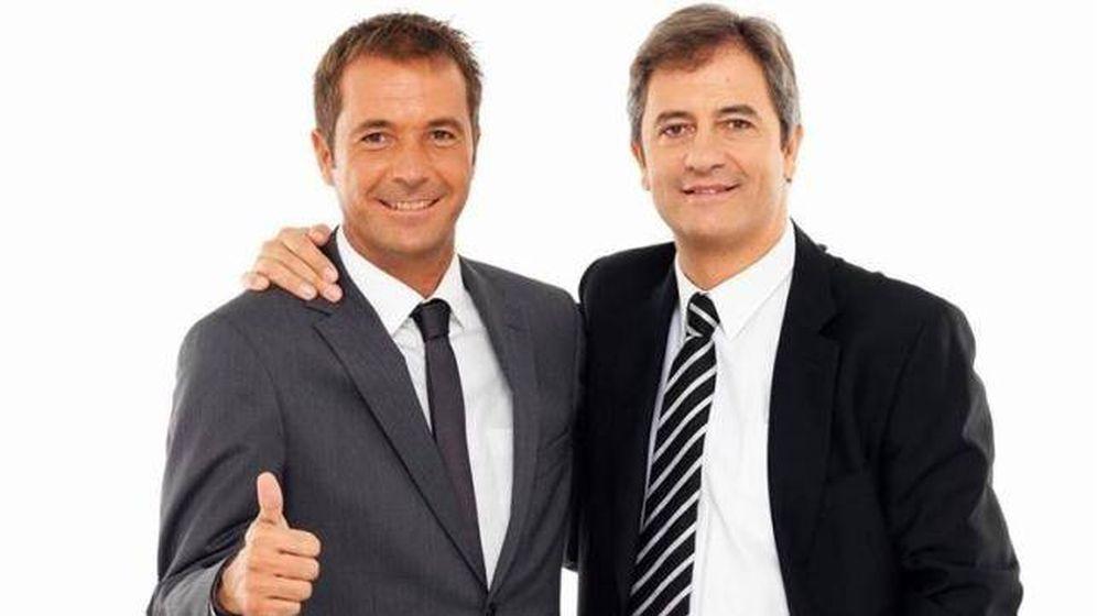 Foto: Manu Carreño y Manolo Lama han roto su relación personal.