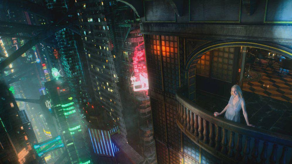 Foto: Imagen de 'Altered Carbon' que se estrenará el 2 de febrero. (Netflix)