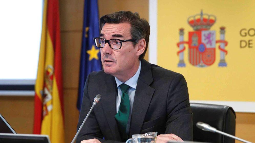 Foto: El secretario general del Tesoro, Carlos San Basilio. (EFE)