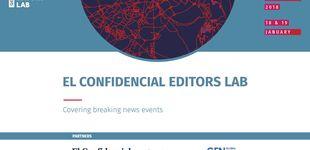 Post de El Confidencial organiza la segunda edición de El Confidencial Editors Lab