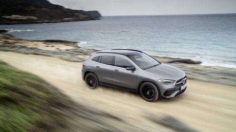 El feroz SUV de Mercedes, el GLA (gasolina o diésel): más alto, robusto y caro