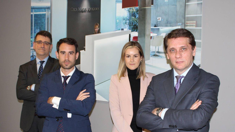 Ceca Magán ficha como socio en Barcelona a Juan Ignacio Alonso Dregi, de Dentons
