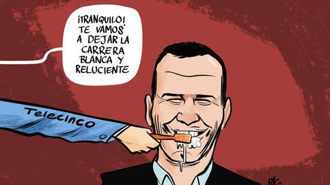 Carlos Lozano en 'Gran Hermano VIP': todo por la pasta (de dientes)
