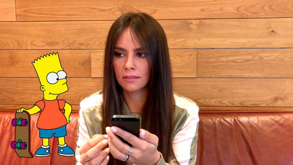 Pedroche, Brasero, Griso, Frank Blanco: los famosos y 'Los Simpson'
