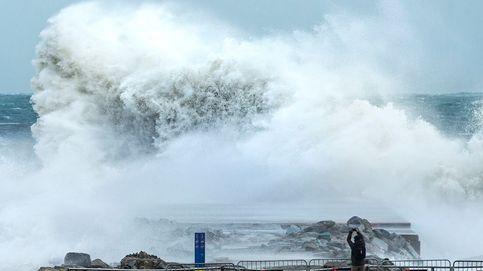 La borrasca Gloria provoca la ola más grande jamás medida en el Mediterráneo