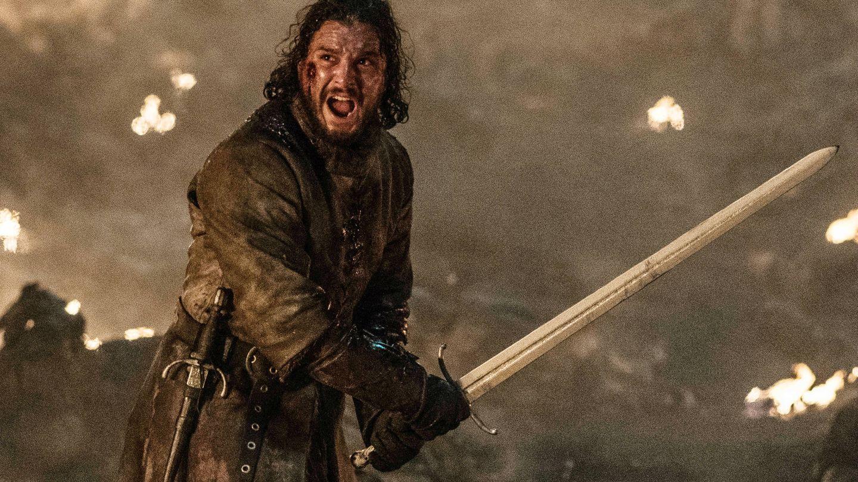Jon Nieve, personaje de 'Juego de Tronos'. (HBO)