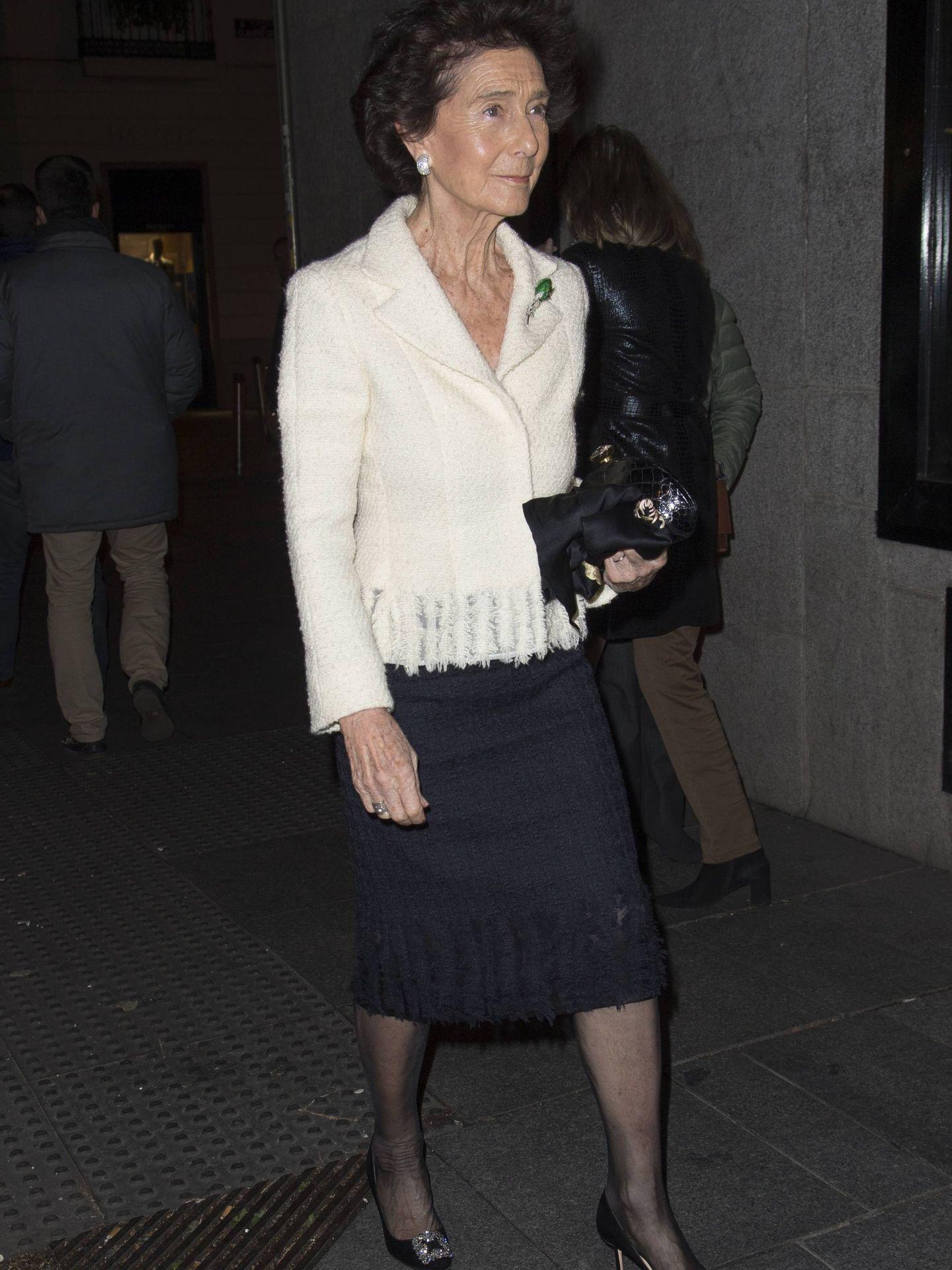 Paloma O'Shea. (J. Martín)