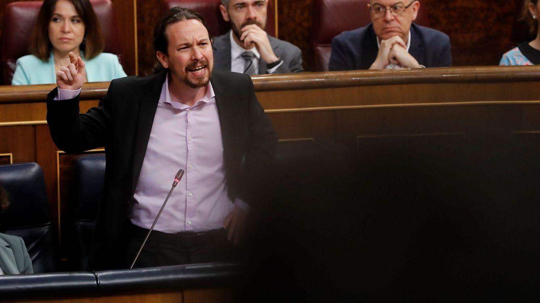 Iglesias reprocha al PP que se descojone al hablar de niñas prostituidas