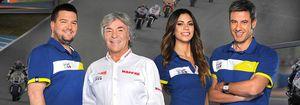 Los espectadores se acomodan a las Motos en Telecinco: la prueba reina sube 2,5 puntos