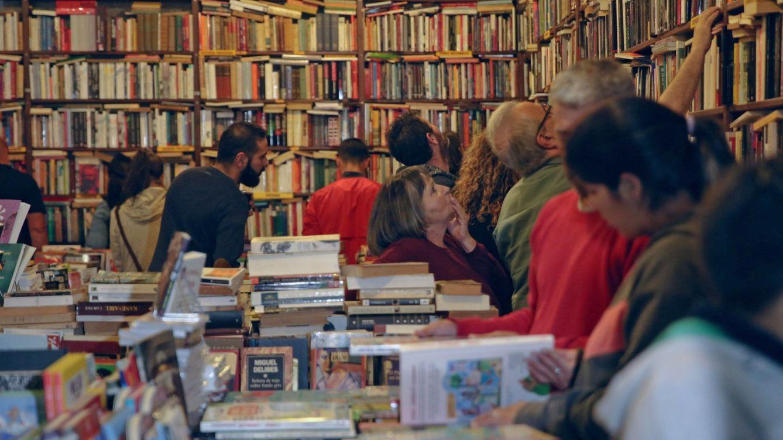 Foto: Comienza la temporada literaria (EFE)
