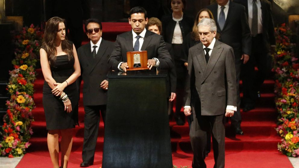 México despide a Juan Gabriel
