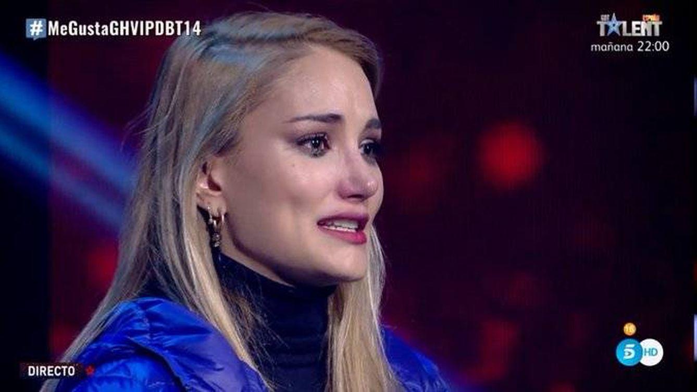 Jordi González trata de tapar la confesión de Alba Carrillo: Tuve depresión en 'GH VIP 7