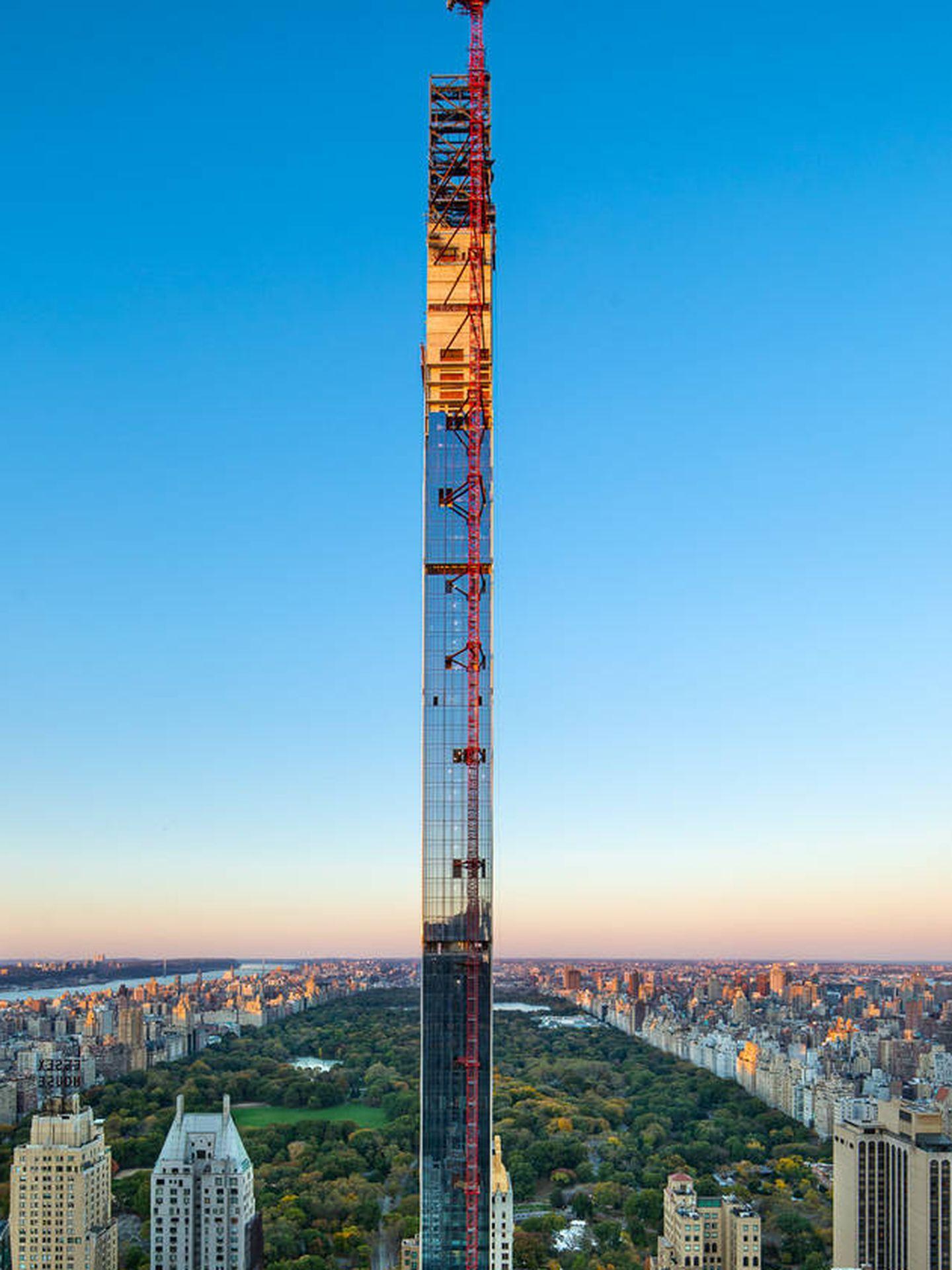 Tendrá viviendas con vistas de 360º a la ciudad. (Shop Architects)