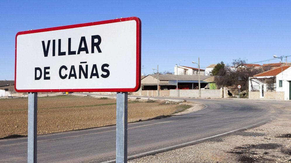 Foto: Villar de Cañas, el pueblo elegido para albergar la sede definitiva del almacén temporal centralizado de residuos radiactivos. (EFE)