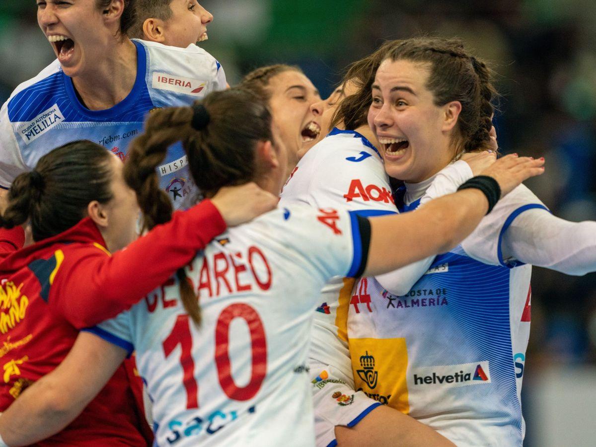 El Bocado A La Historia Del Balonmano Femenino Español A La Final Del Mundial