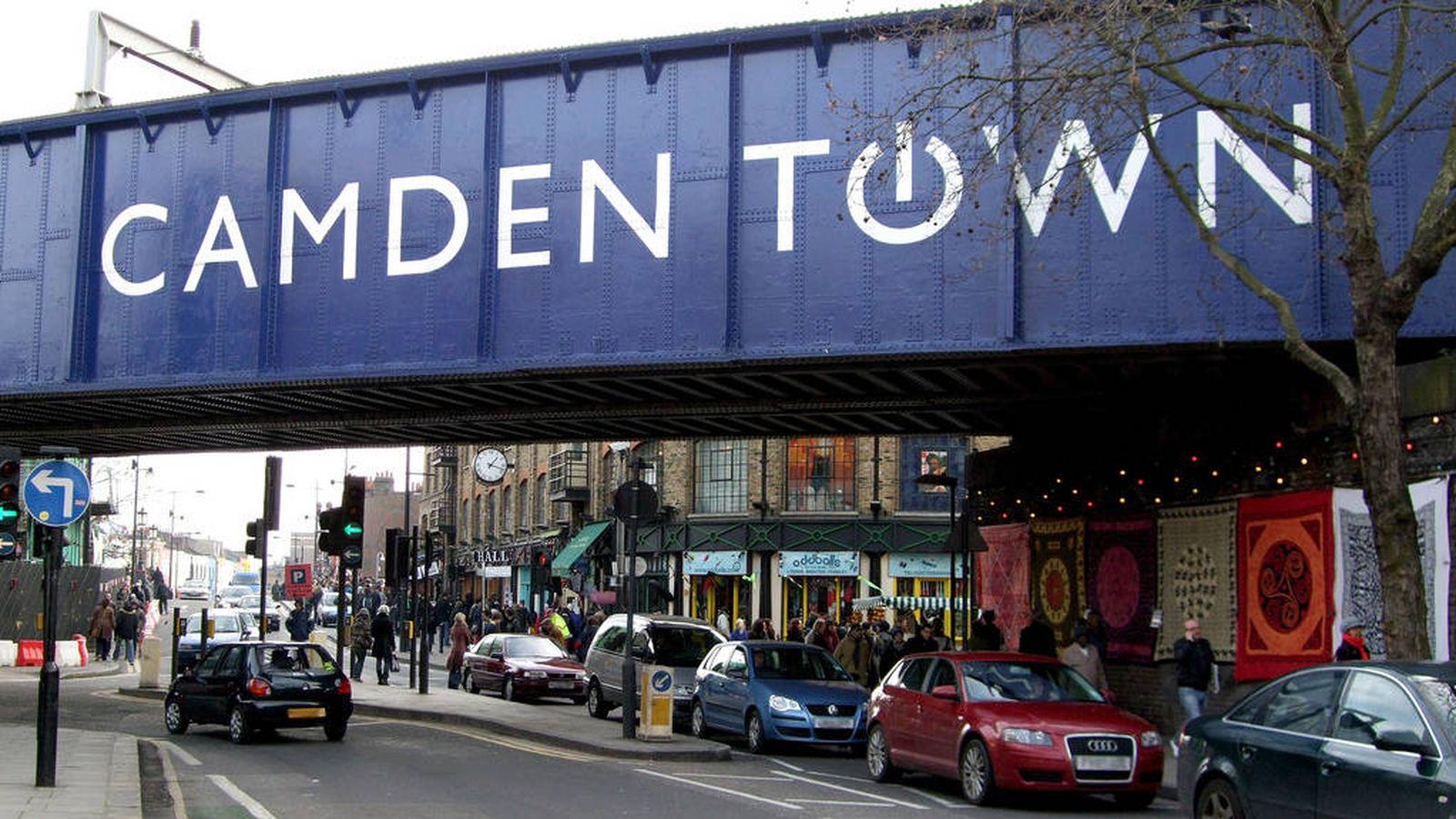 Foto: El alternativo mercado de Camden es uno de los principales puntos de interés turístico de Londres.