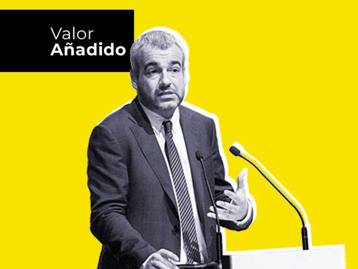 Foto: Maurici Lucena, presidente de Aena.