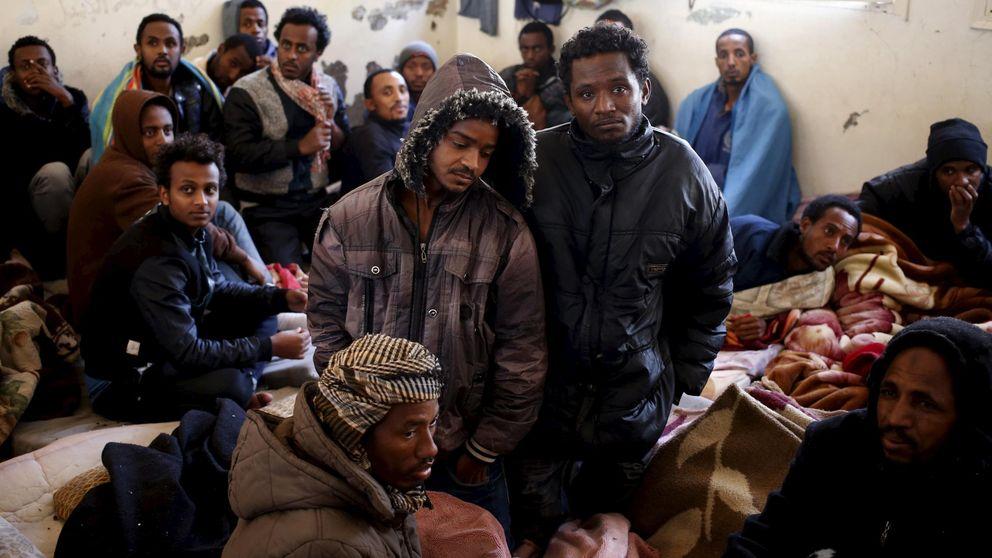 Mueren 400 inmigrantes en un naufragio cerca de la costa italiana