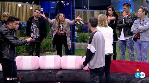'GH VIP 7' | El estallido de Noemí Salazar para desenmascarar al Maestro Joao