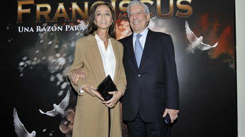 La 'sonada' noche bonaerense de Isabel Preysler, Mario Vargas Llosa y Franciscus