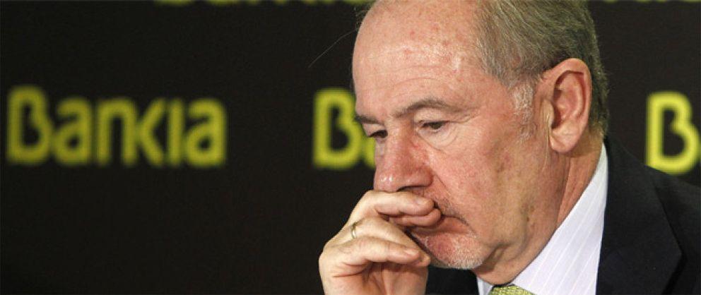 Foto: Deloitte desmiente a Rato y afirma que siempre le informó de la situación real de Bankia