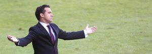 Luis García pagará el millón de euros de su claúsula con tal de entrenar al Getafe