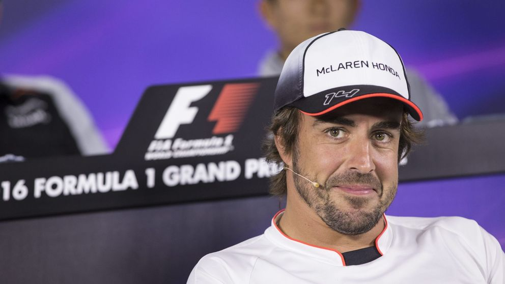 Alonso, el líder: Aparte de darles un puñetazo  no puedo hacer más