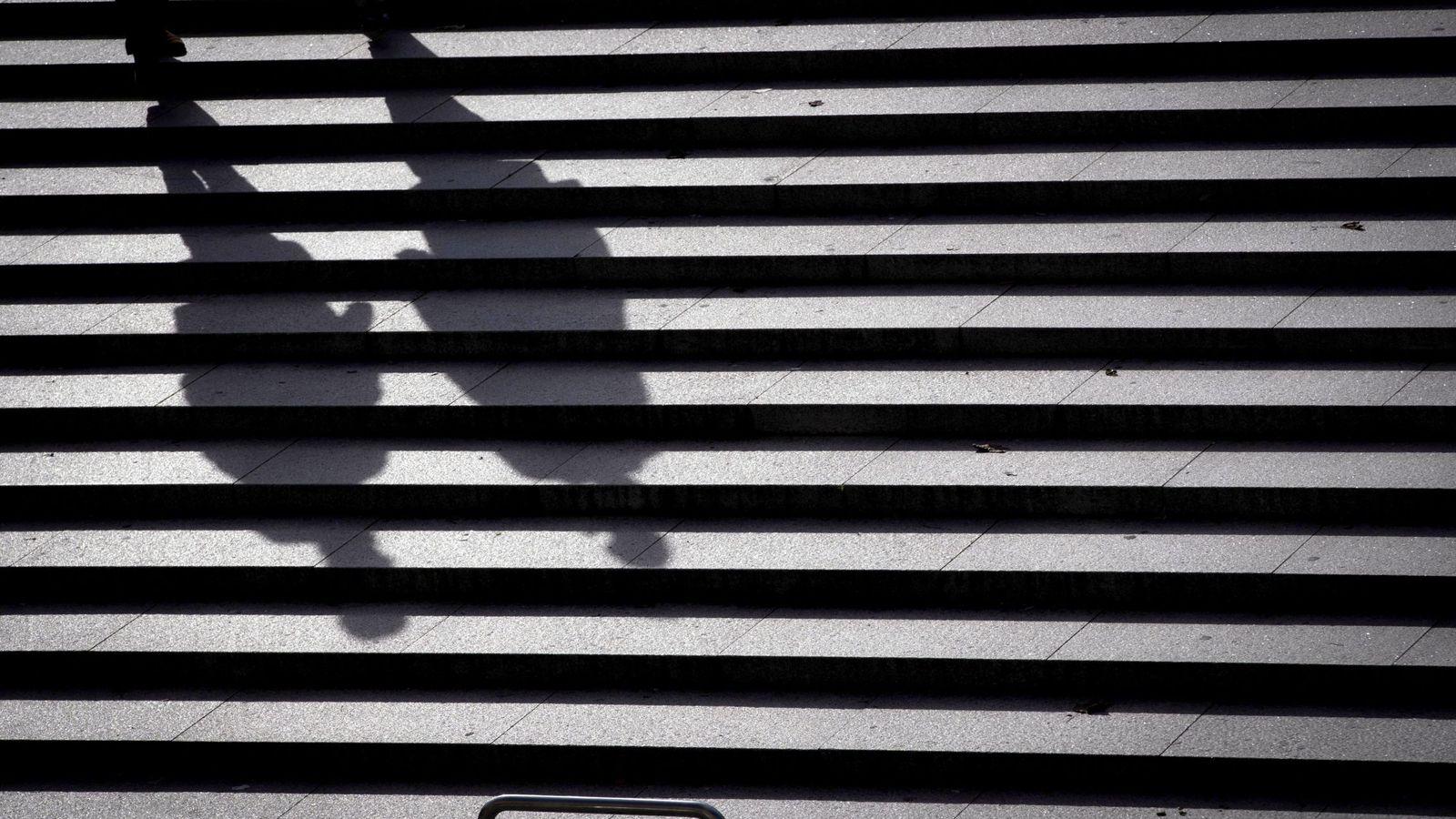 Foto: Sombras. (EFE)