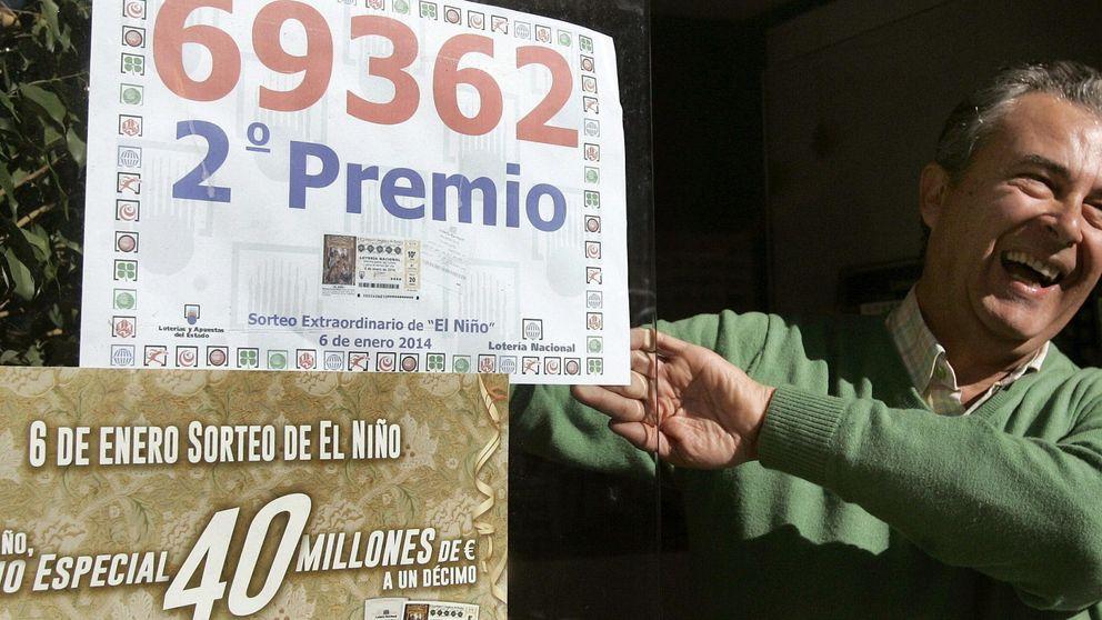 Los españoles compraron menos  Lotería del Niño que el año anterior