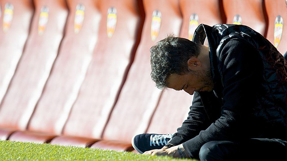 Foto: Luis Enrique vuelve al estadio del equipo de su corazón (Cordon Press/José Bretón).
