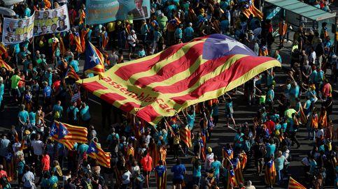 ANC limita las manifestaciones de la Diada a 48.000 personas en toda Cataluña