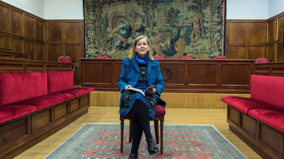 Nuestra jueza en Estrasburgo, sin la carrera de Derecho