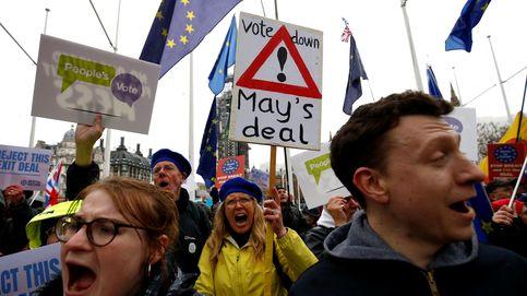 En directo | Brexit: el Parlamento rechaza el acuerdo de May por segunda vez
