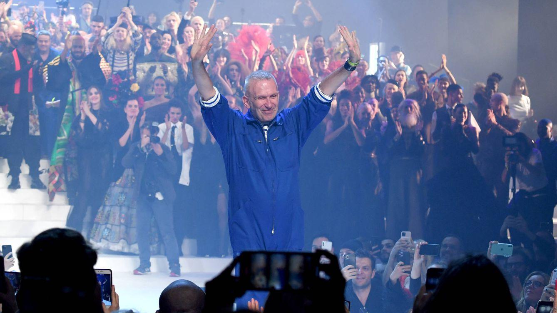 Así ha sido la despedida de Jean Paul Gaultier
