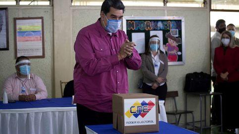 El chavismo retoma el control del Legislativo en unos comicios con una gran abstención