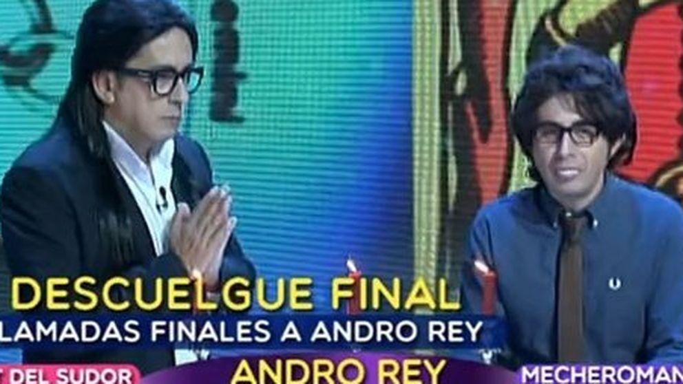BF parodia a Sandro Rey