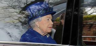 Post de ¡God save the Queen! Isabel II reaparece tras su enfermedad con los Middleton