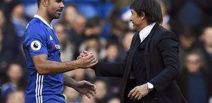 Post de Conte no habla de las ofertas chinas de Costa: